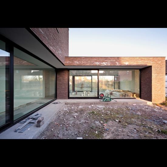 Projecten architect aalst tom lierman bureau voor architectuur en interieur - Ggr architecten ...